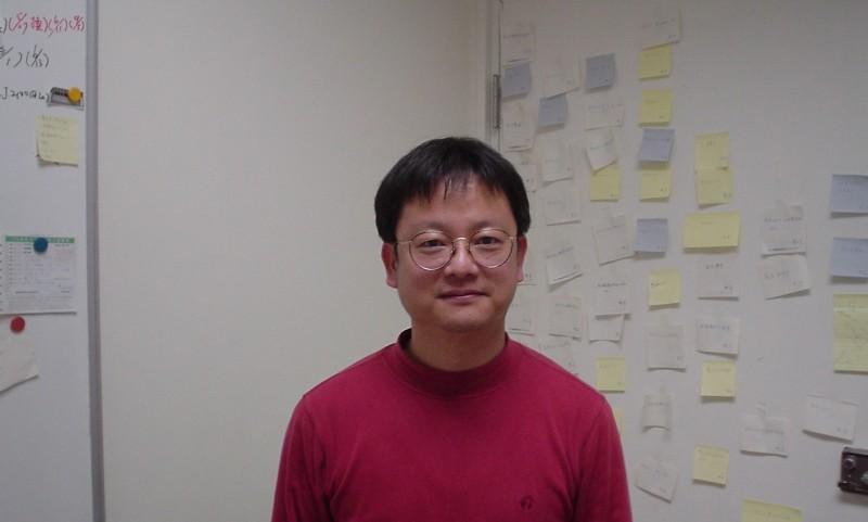 人物專訪:蔡東和教授_2009.12.25